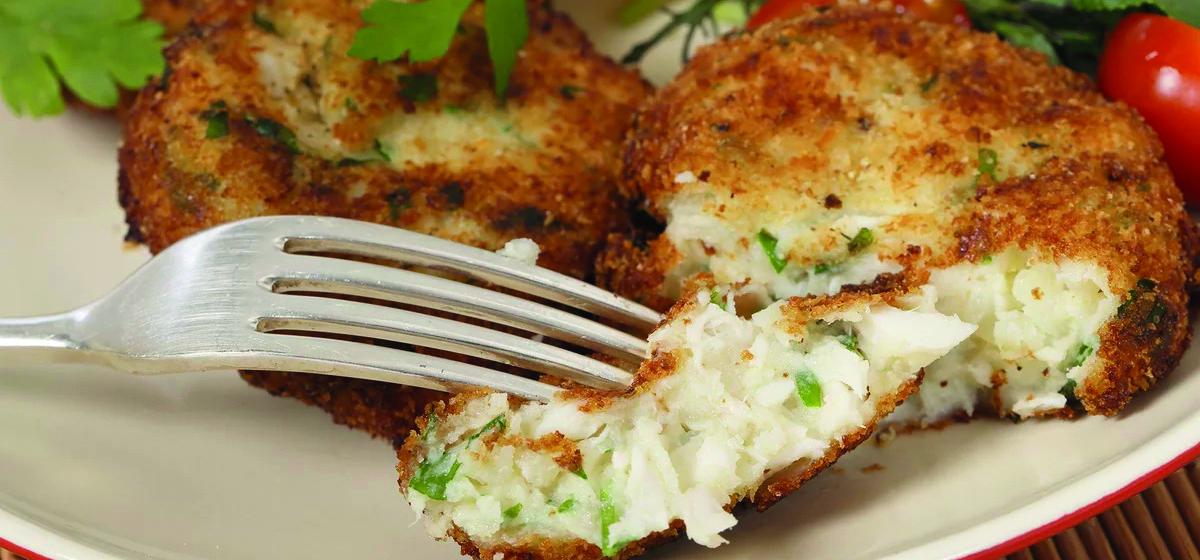 Вкусно и просто. Диетические рыбные котлеты в духовке