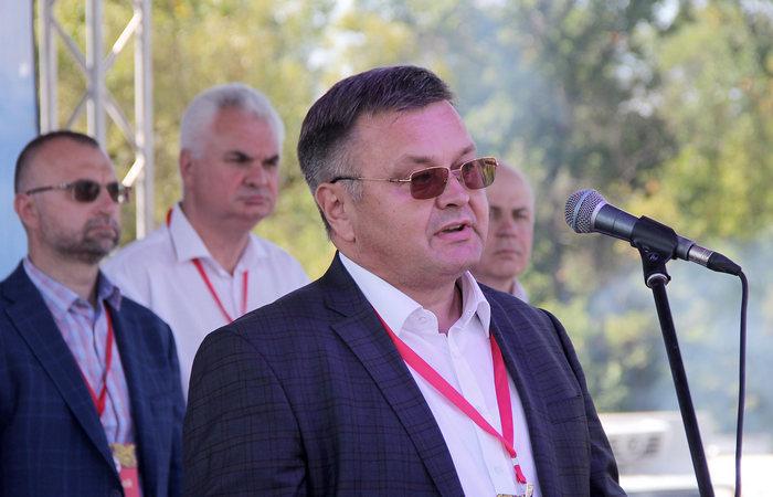 TUT.by: Глава «Белгоспищепрома» Александр Забелло ушел в отставку