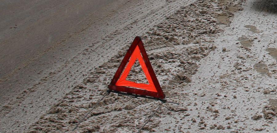 Несколько автомобилей попали в ДТП в одном месте на трассе М1 под Барановичами. Видео