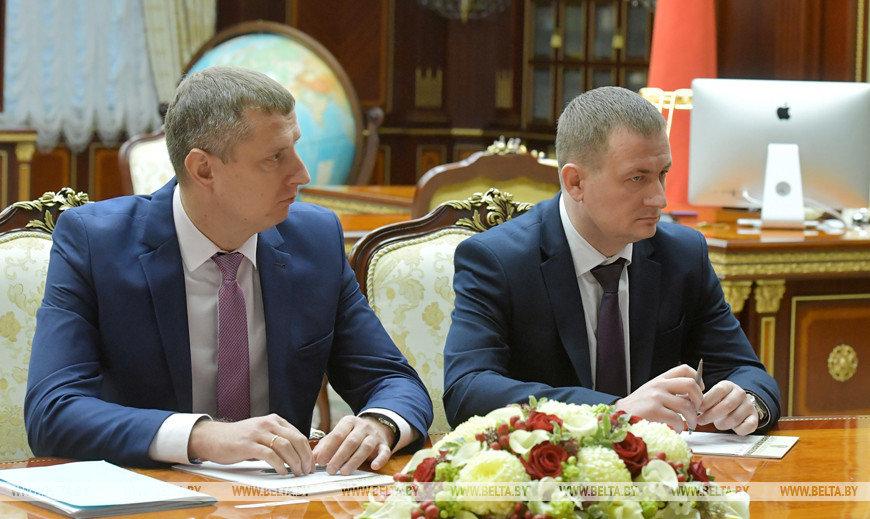 Дмитрий Крутой и Александр Турчин. Фото: belta.by