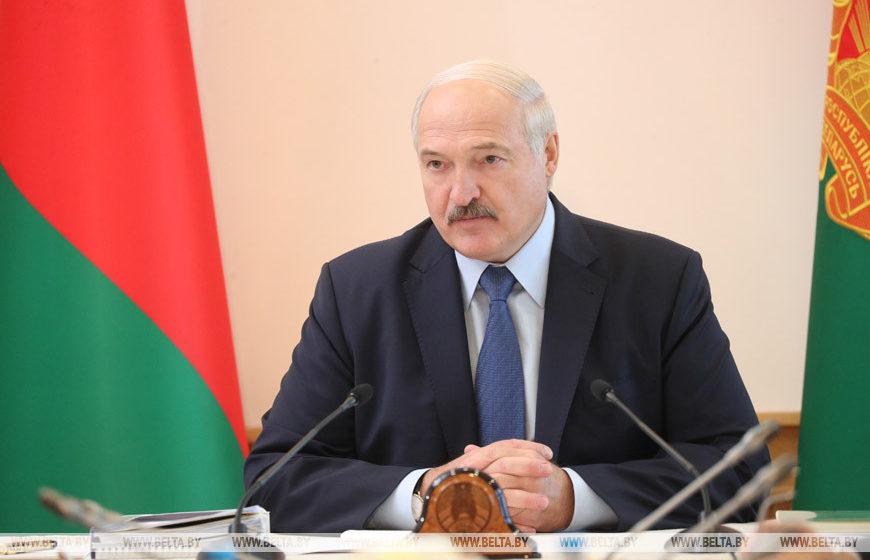 Лукашенко в Витебске: «Время экспериментов закончено»