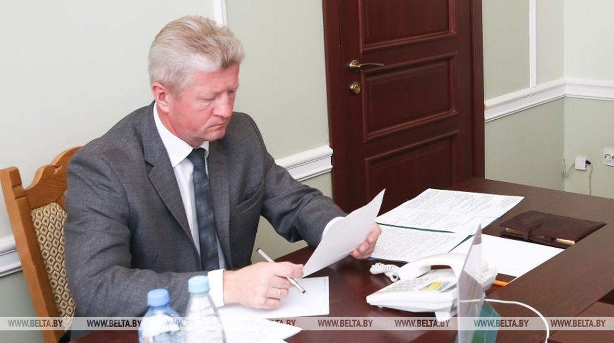 Анатолий Маркевич. Фото: БЕЛТА