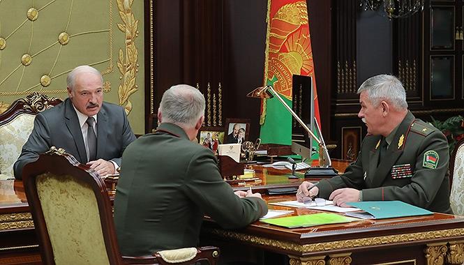 Лукашенко: Не надо вякать в СМИ и даже уже на госуровне, что белорусы — гиря на ногах России