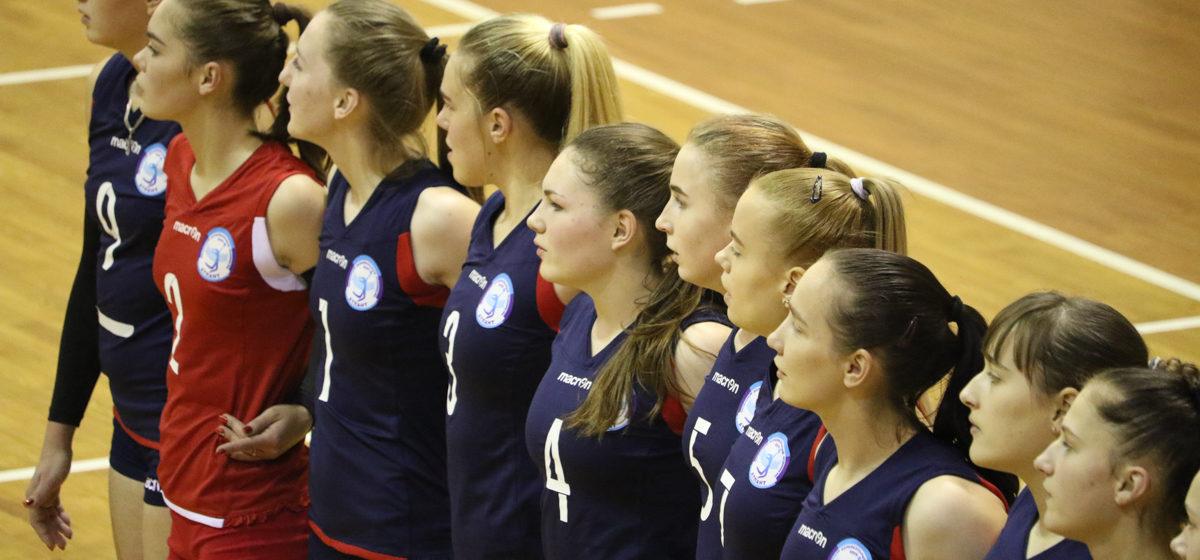 Волейболистки «Атланта-БарГУ» выиграли в шестой раз подряд