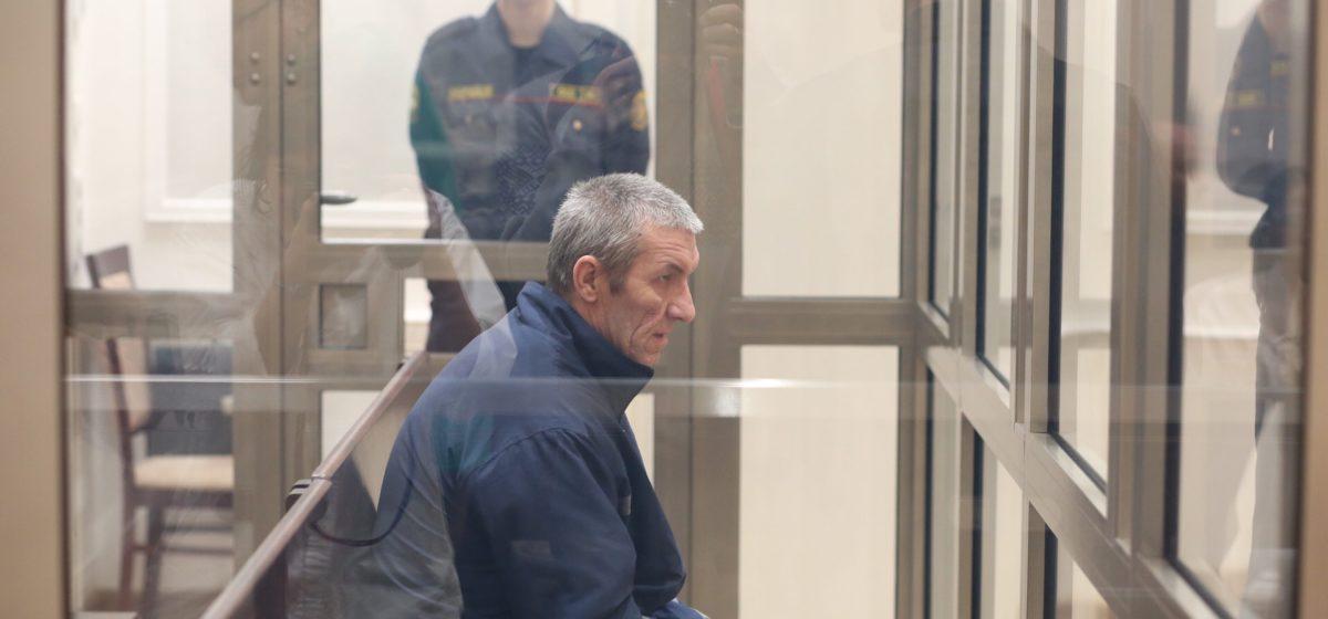 «Не наказывайте меня». Верховный суд оставил в силе смертный приговор убийце двух пенсионерок