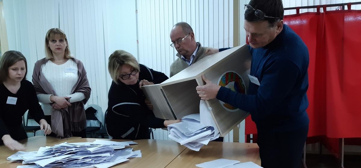 В ТОП-20 кандидатов от оппозиции, набравших наибольшее количество голосов, попал и житель Барановичей