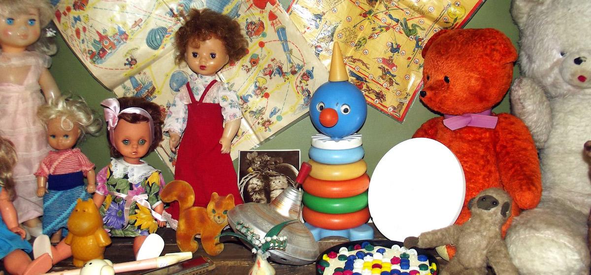 Тест. Помните ли вы советские игрушки?