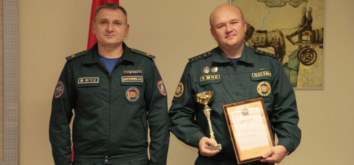 Барановичский диспетчер МЧС признан лучшим в стране
