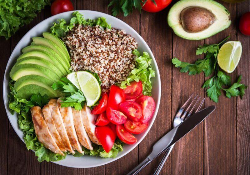 Пять принципов здорового питания при высоком уровне холестерина в крови