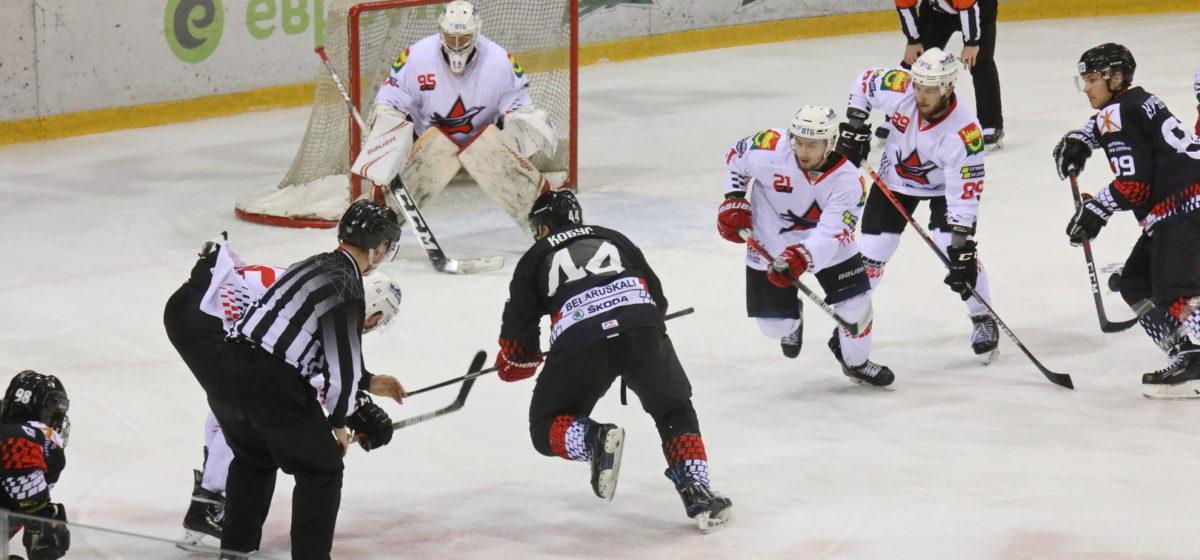 Как хоккеисты «Авиатора» сыграли в Бобруйске