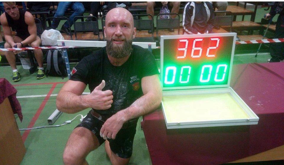 Как барановичский атлет выступил на Кубке мира