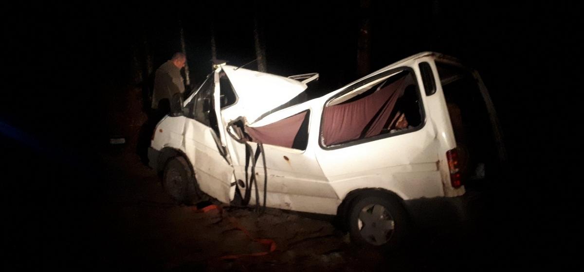 Подробности ДТП, в котором пострадала 10-летняя девочка: за рулем был пьяный отец, лишенный прав на вождение