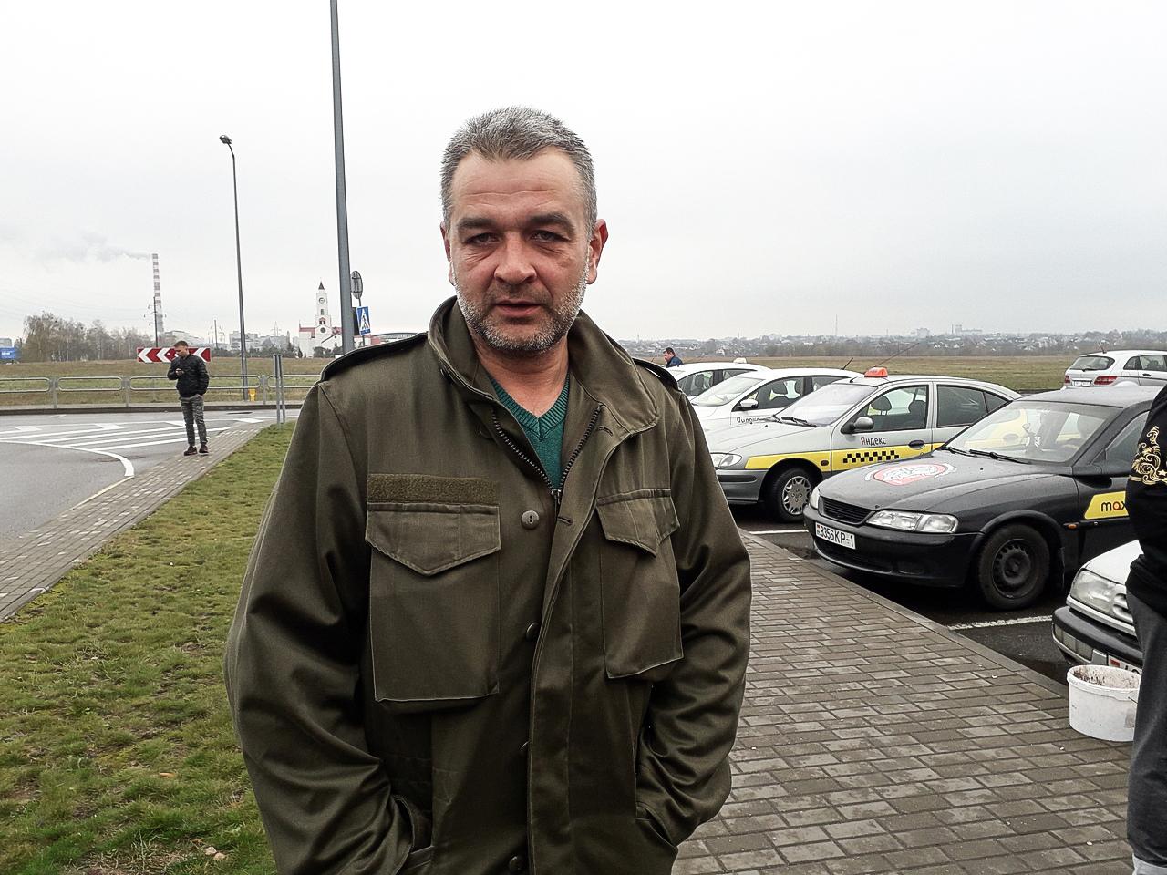 Сергей Домащенко. Фото: Татьяна МАЛЕЖ