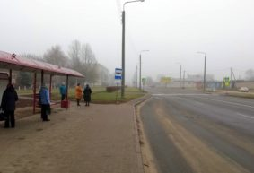 Автобусный парк отменяет некоторые рейсы маршрута №21