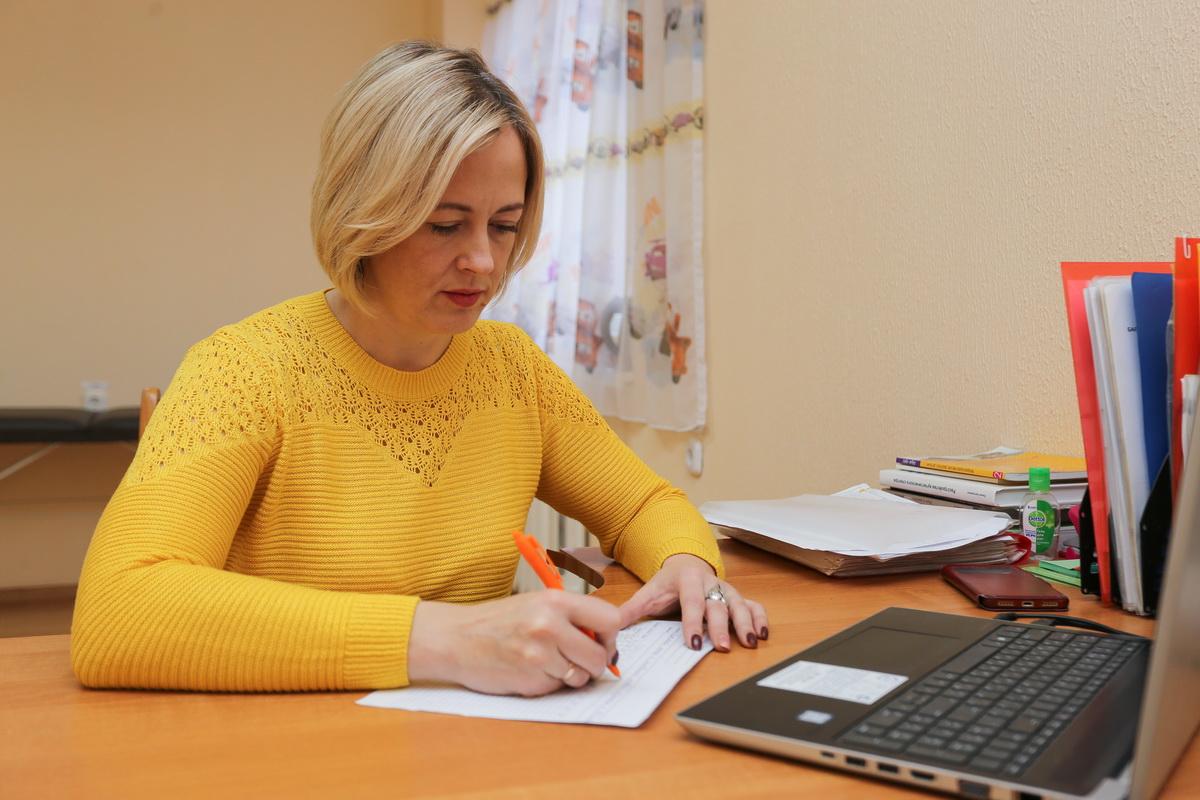 Учитель-дефектолог и руководитель Центра развития детей «Лого+» Светлана Паутова