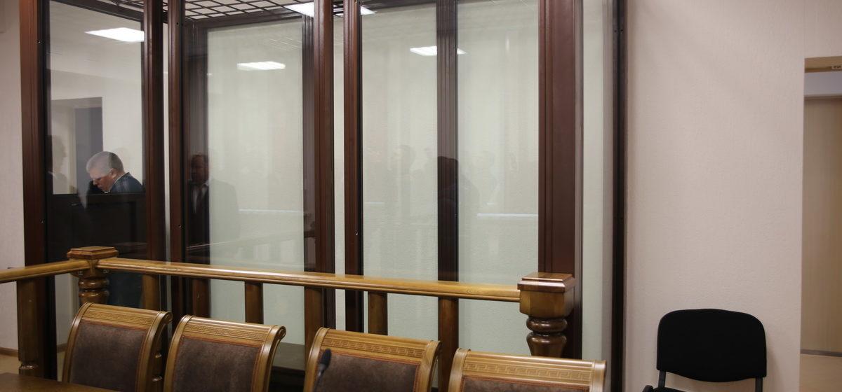 В Барановичах осудили мужчину, который избил женщину, посчитав, что она украла мобильный телефон