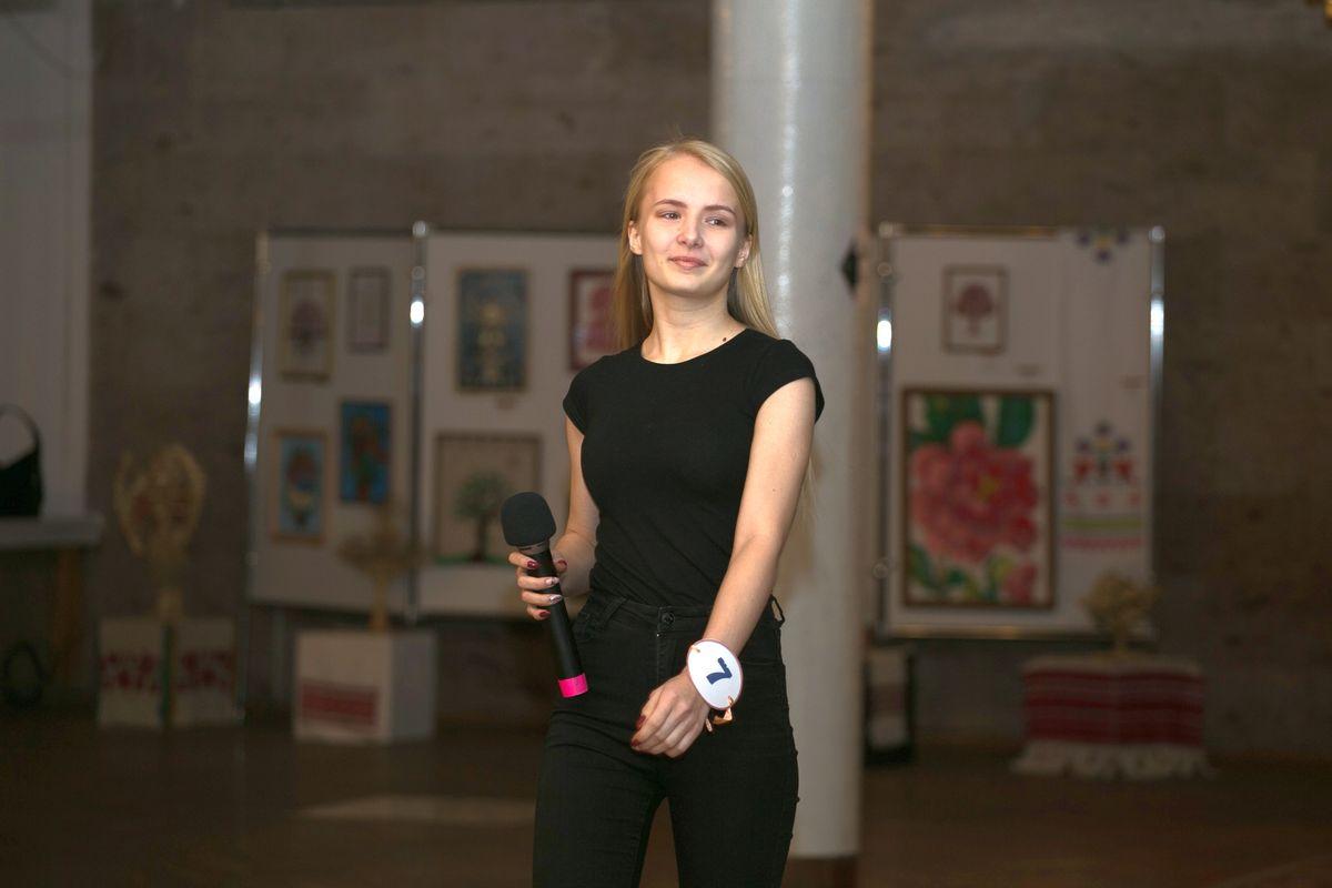 Участница №7 - Полина Кузнецова. Фото: Александр ЧЕРНЫЙ