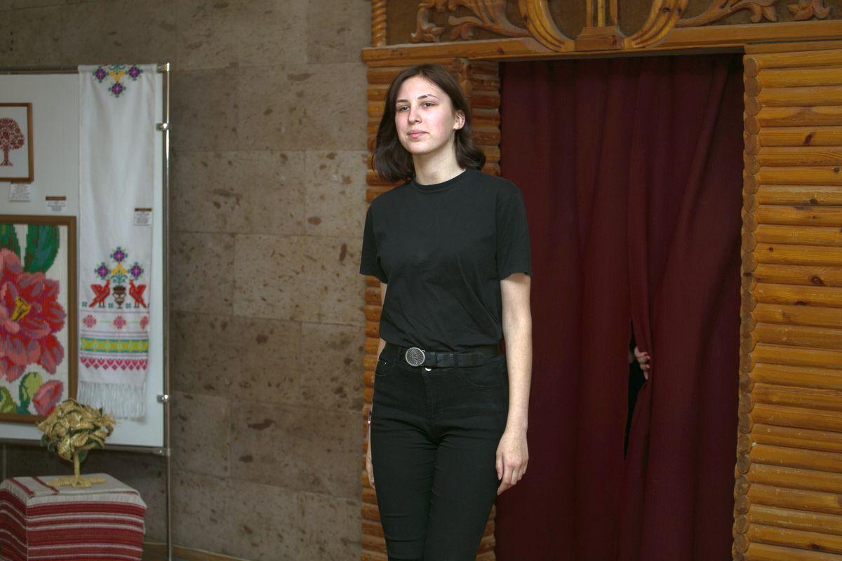 Участница №9 - Полина Савенок. Фото: Александр ЧЕРНЫЙ