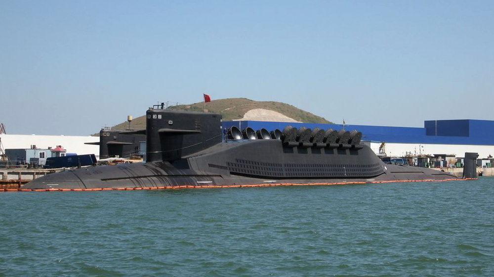 СМИ: Атомная подлодка взорвалась в Южно-Китайском море