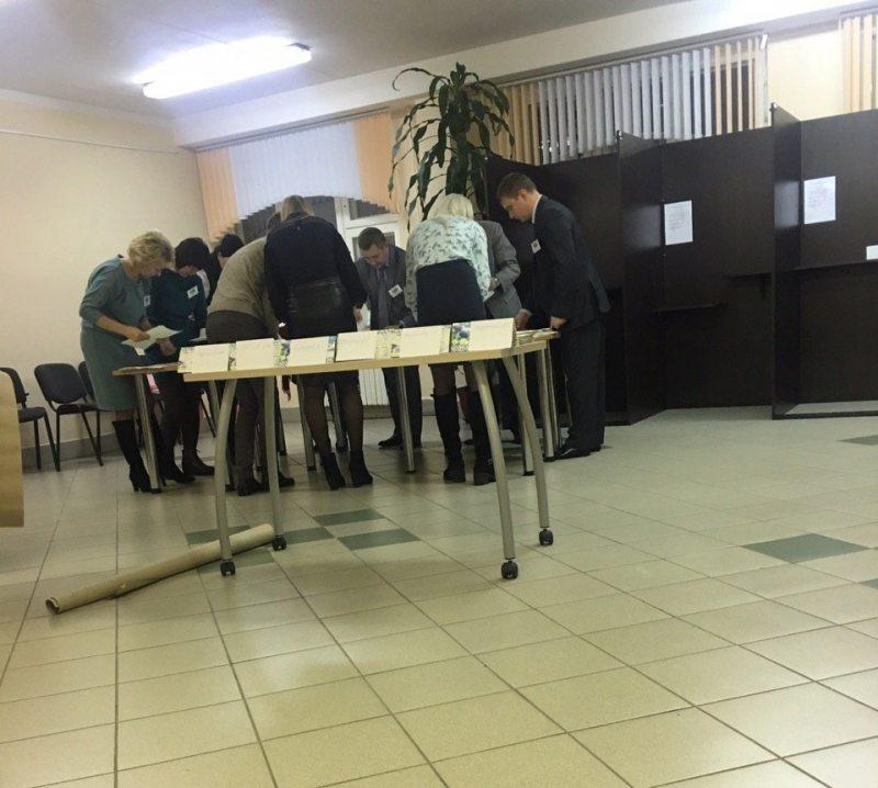 Минск, участок №134, округ №94