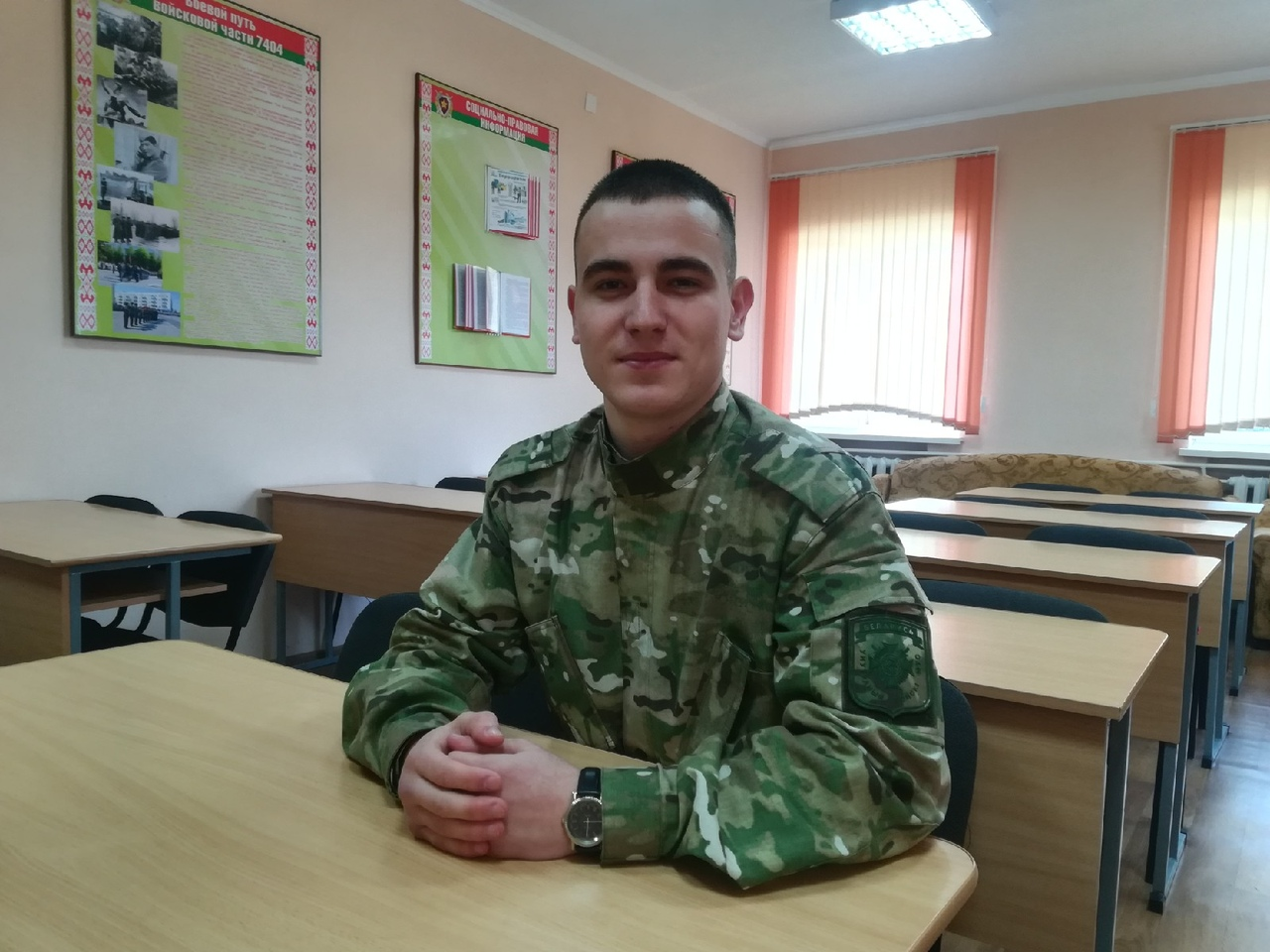 Максим Бутько. Фото: Ирина ПЛЮТО