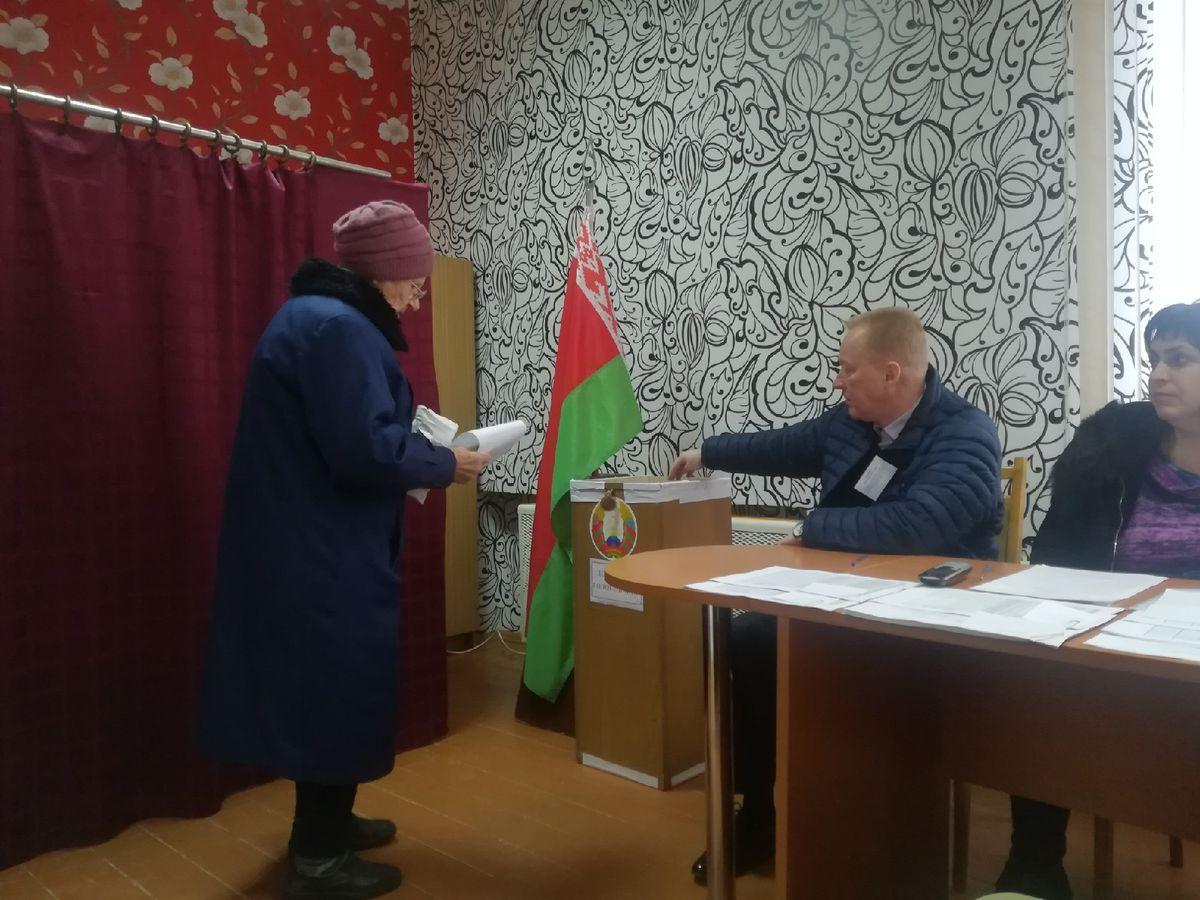 выборы 2019, Барановичи