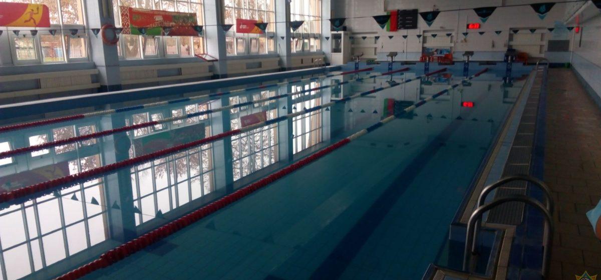 Где в Барановичах можно поплавать в бассейне