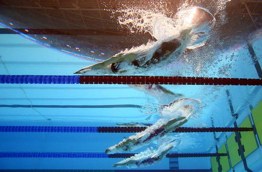 Юные барановичские пловцы отличились на областных соревнованиях