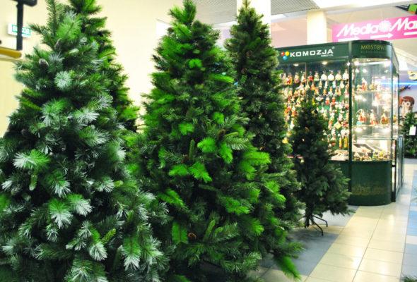 Как выбрать новогоднюю искусственную елку