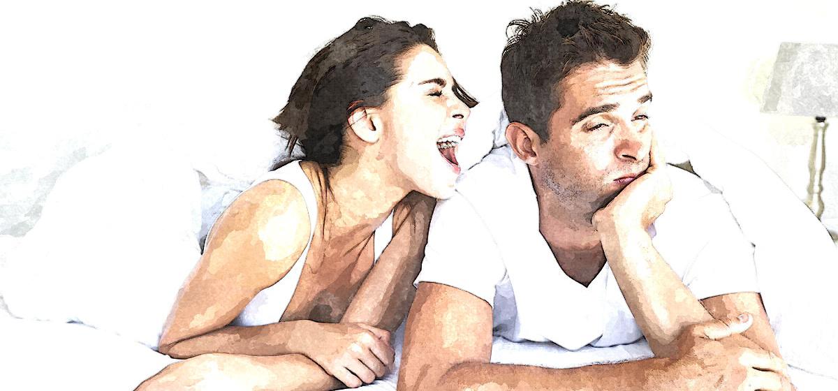 Отношения. Мне постоянно хочется секса, а муж против. Как это исправить?