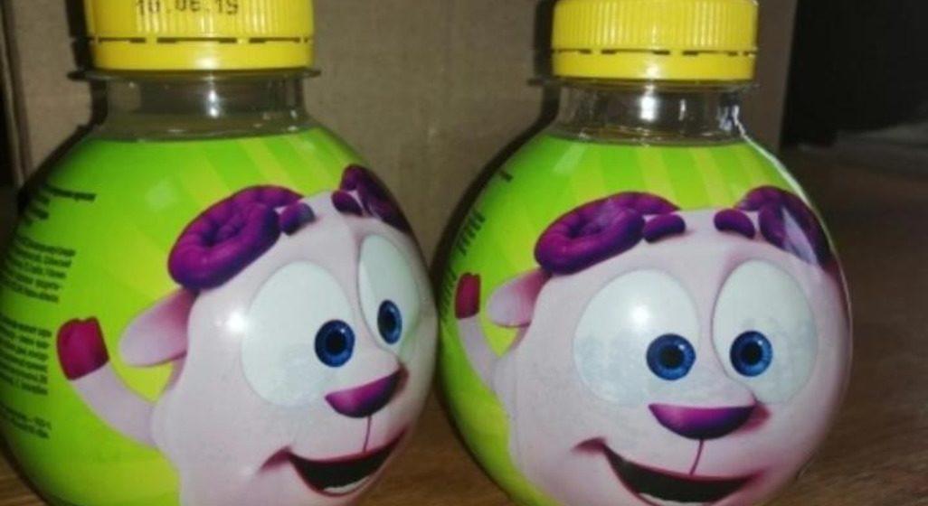 Один из российских напитков «Смешарики» попал в реестр опасной продукции, запрещенной к ввозу в Беларусь