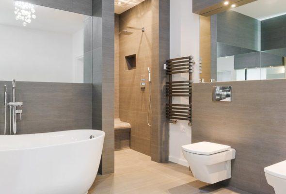 Ваша ванная будет комфортной, красивой и функциональной