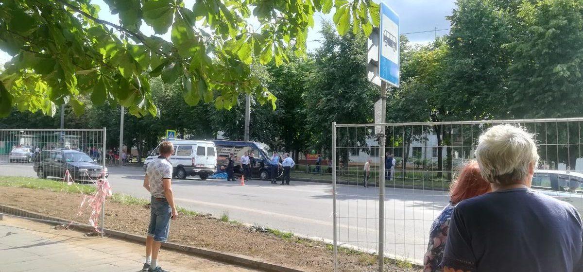 В Барановичах суд вынес приговор водителю, который насмерть сбил 12-летнюю девочку на улице Кирова