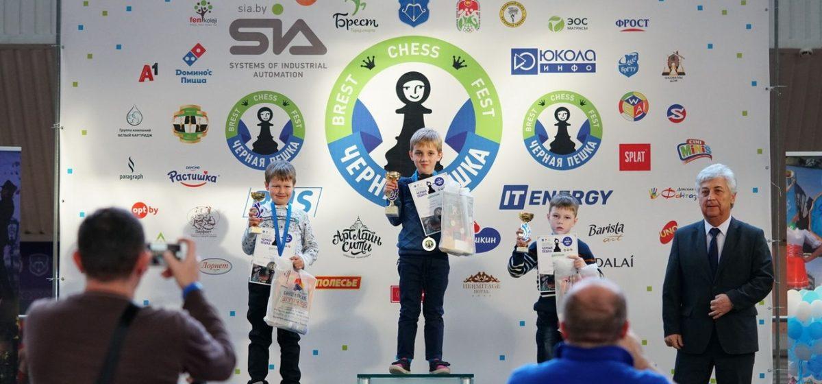Барановичские школьники — призеры международного фестиваля по шахматам