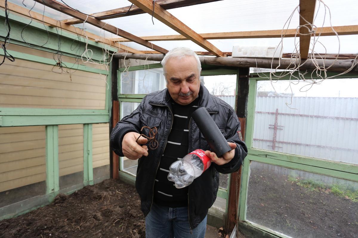 Петр Ломонос. Фото: Александр ЧЕРНЫЙ