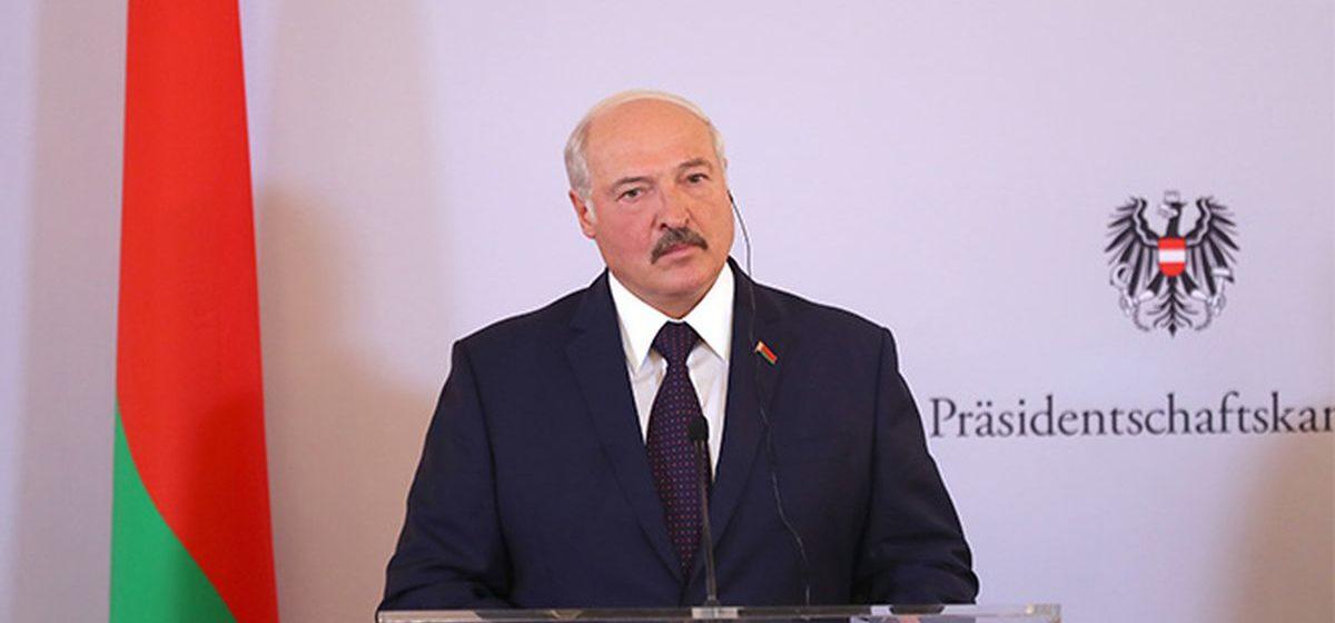 Лукашенко — австрийским журналистам: Что вам не нравится в Беларуси в плане прав человека?