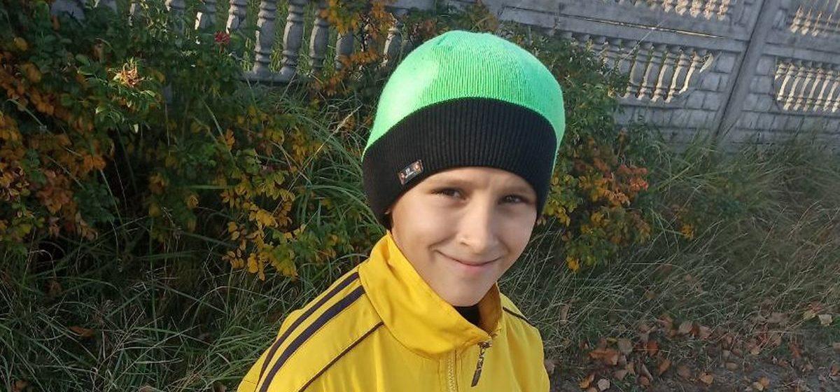 В Ганцевичском районе нашелся пятиклассник, который не вернулся домой после конфликта в школе