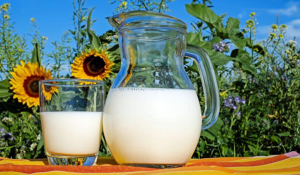 Продукты питания, которые нельзя употреблять вместе с молоком