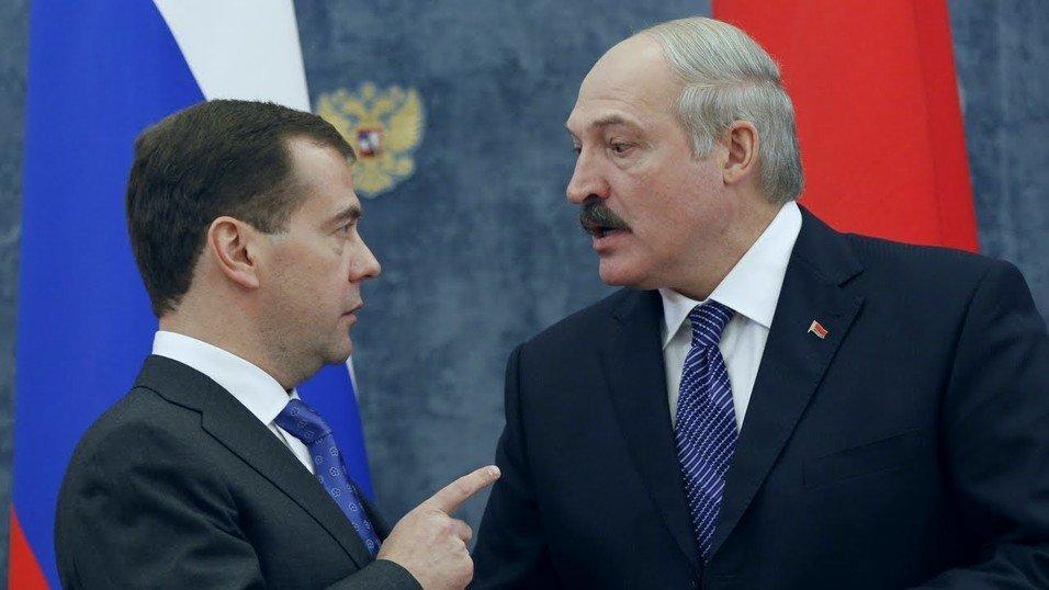 Доктор политических наук: Медведев назвал цену поддержки Лукашенко