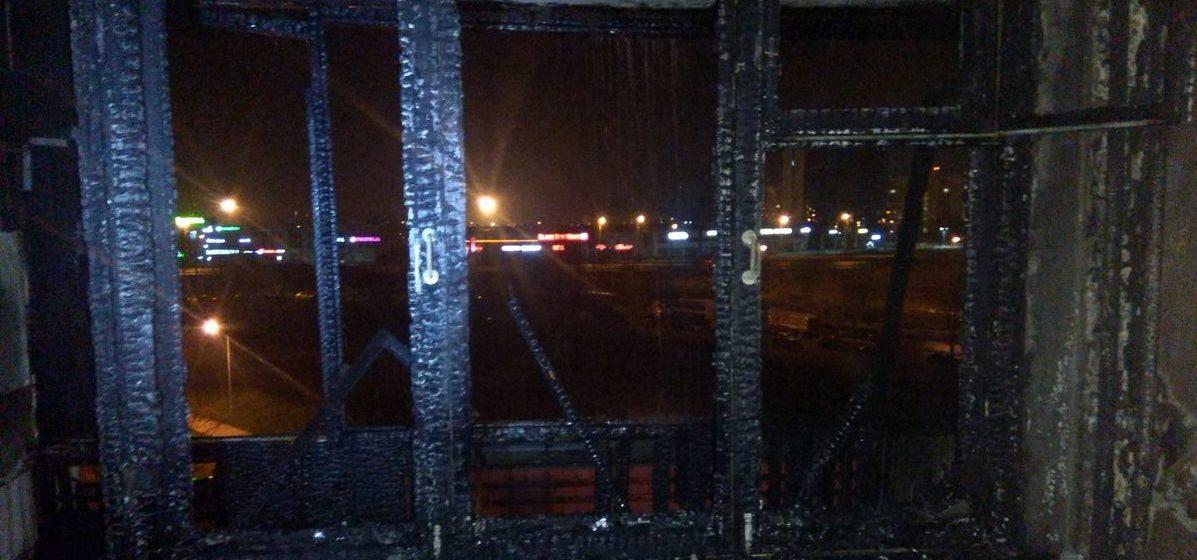150 человек эвакуировали из общежития Минска из-за пожара