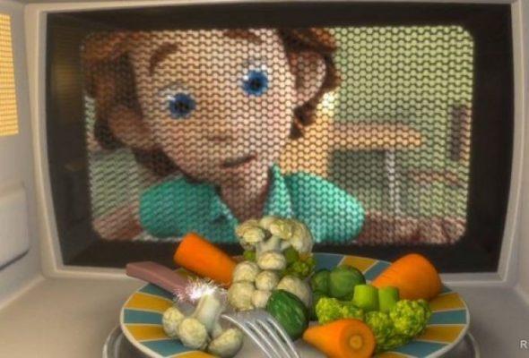Какие продукты и предметы не стоит разогревать в микроволновой печи