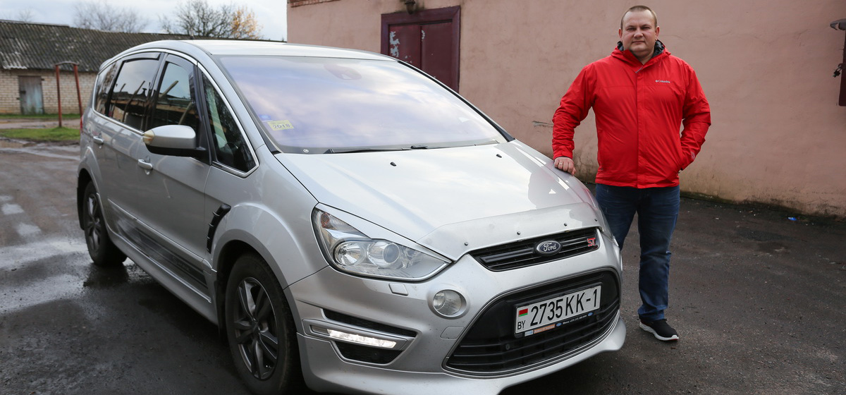 Ездил – знаю. Ford S-Max: Резвый минивэн со спортивным обликом