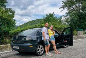 Как семья из Барановичей отправилась на авто в свадебное путешествие по Европе и во сколько это обошлось