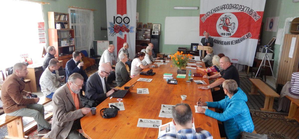 Баранавіцкае Таварыства беларускай мовы запрашае на святкаванне 30-годдзя арганізацыі