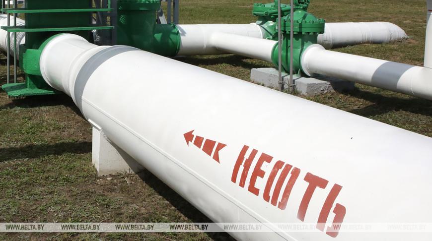 Стало известно, сколько «Белнефтехим» получит от России нефти в 2020 году