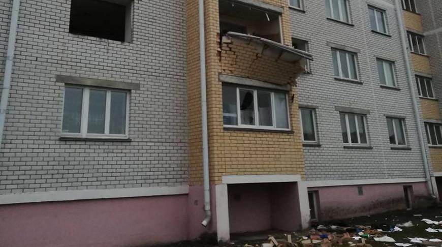 Подробности взрыва в  Дрогичине. Работники, натягивающие потолки, — из Барановичей. Они в реанимации