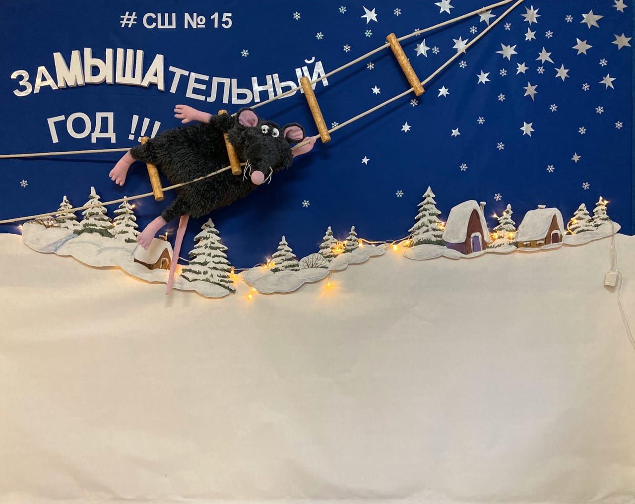 "ГУО ""Средняя школа №15 г. Барановичи"". Фото: vk.com/brsmbaranovichi"