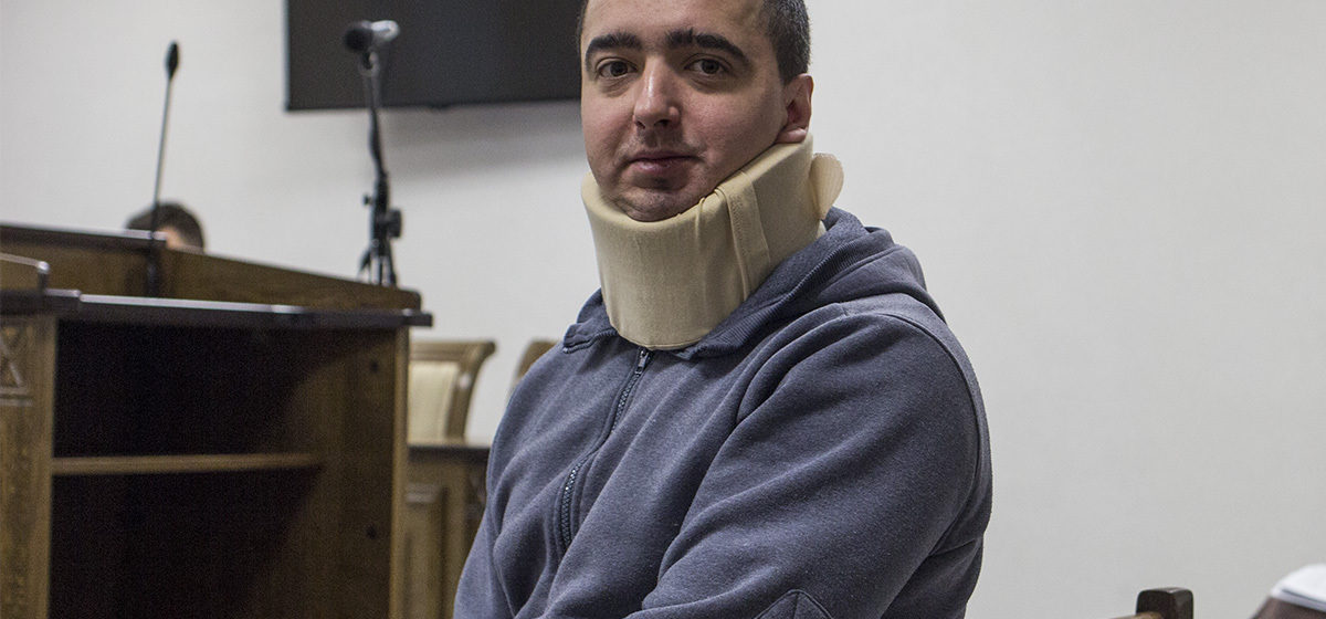 Пострадавший в аварии с участием ГАИ таксист из Бреста добился от милиции компенсации
