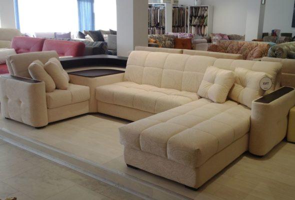 Широкое разнообразие угловых диванов по доступным ценам