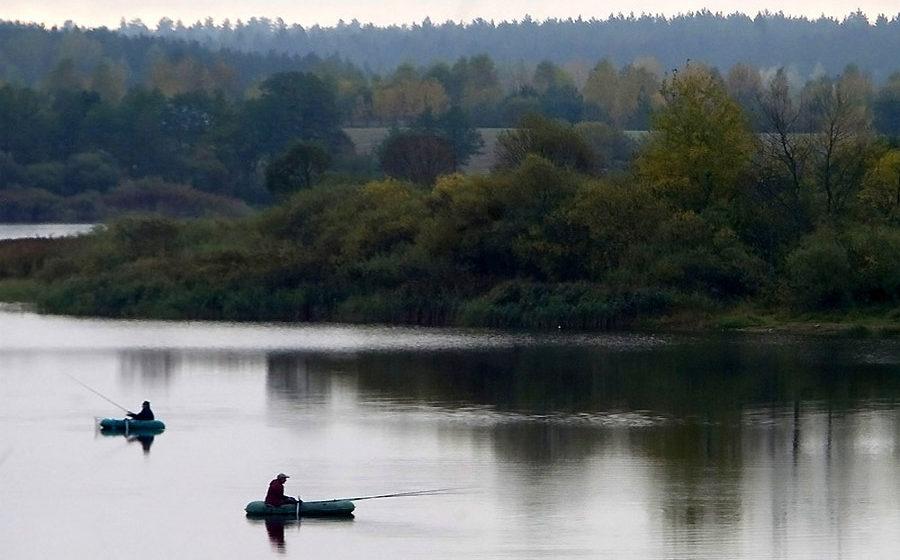 Житель Постав на резиновой лодке с мотором незаконно пересек границу